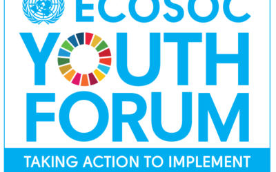 Open Call for the ECOSOC (Youth) Forum in New York