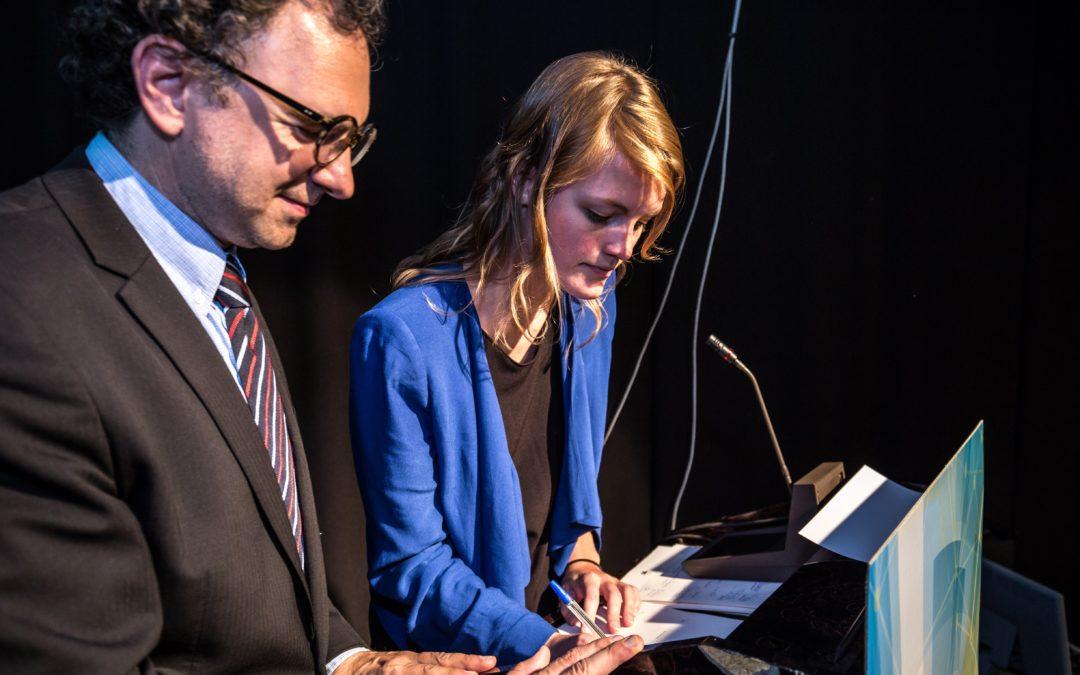 Pauline Kastermans Speech in LI 70th Congress