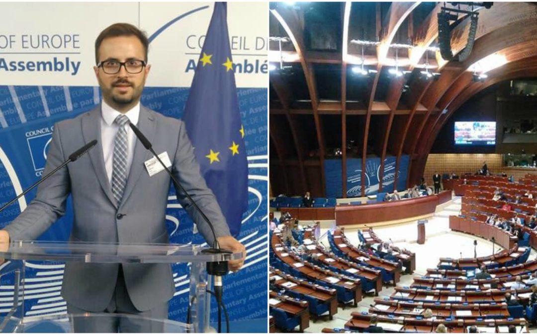 Filip's ALDE-PACE Story