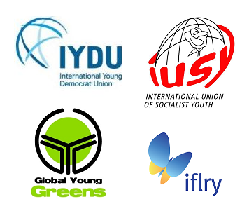 Young Political Movements Unite across Ideologies for Independent Youth Organisations
