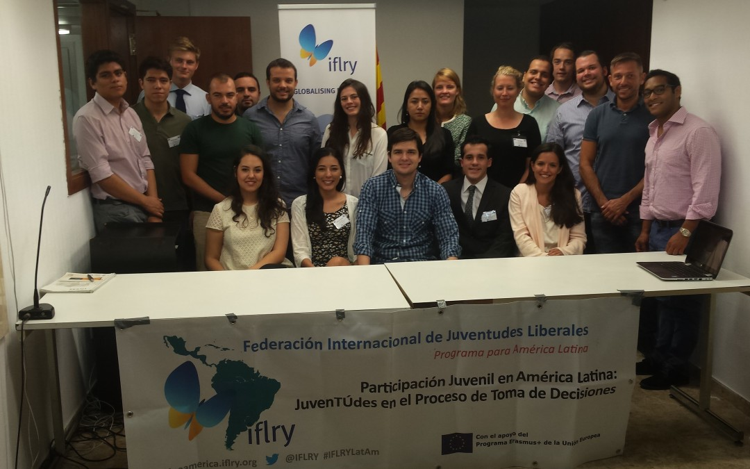 Second phase of IFLRY's Latin American project in Barcelona