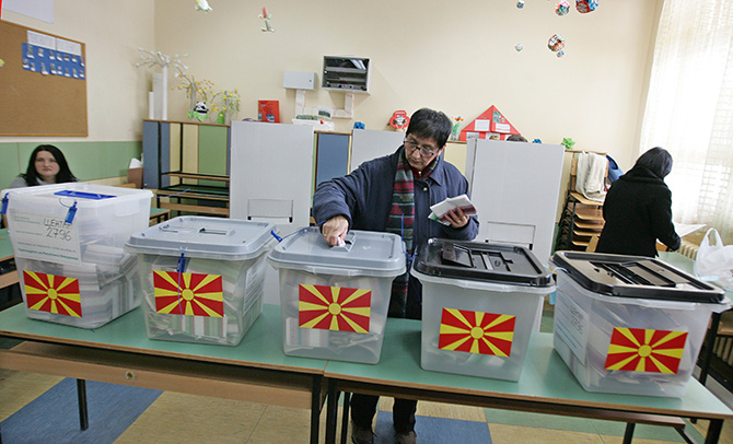 Statement on the Elections in the Former Yugoslav Republic of Macedonia*