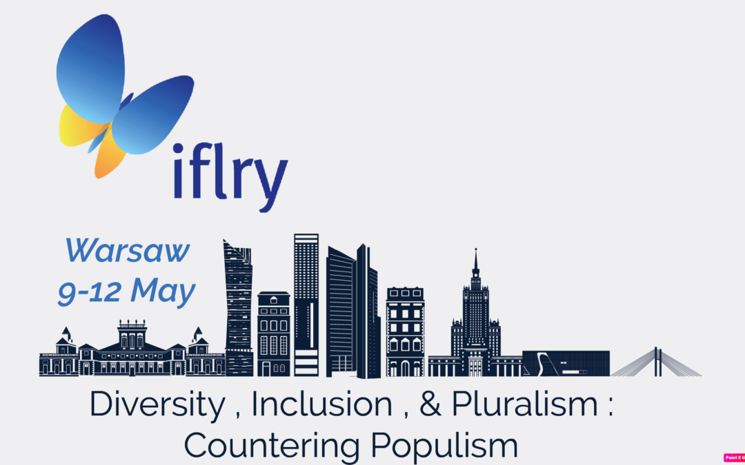 """Open Call for Participants: International Seminar """"Diversity, Inclusion & Pluralism: Countering Populism"""" May 9-12. 2019. Warsaw, Poland"""