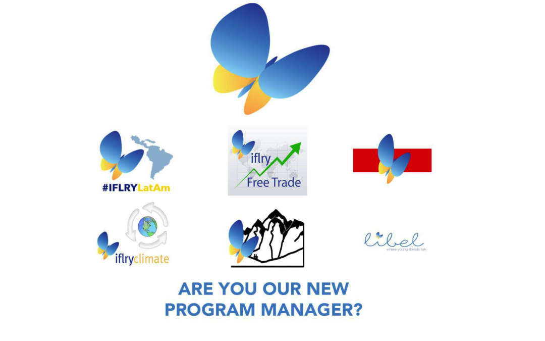 Call for Programme Managers