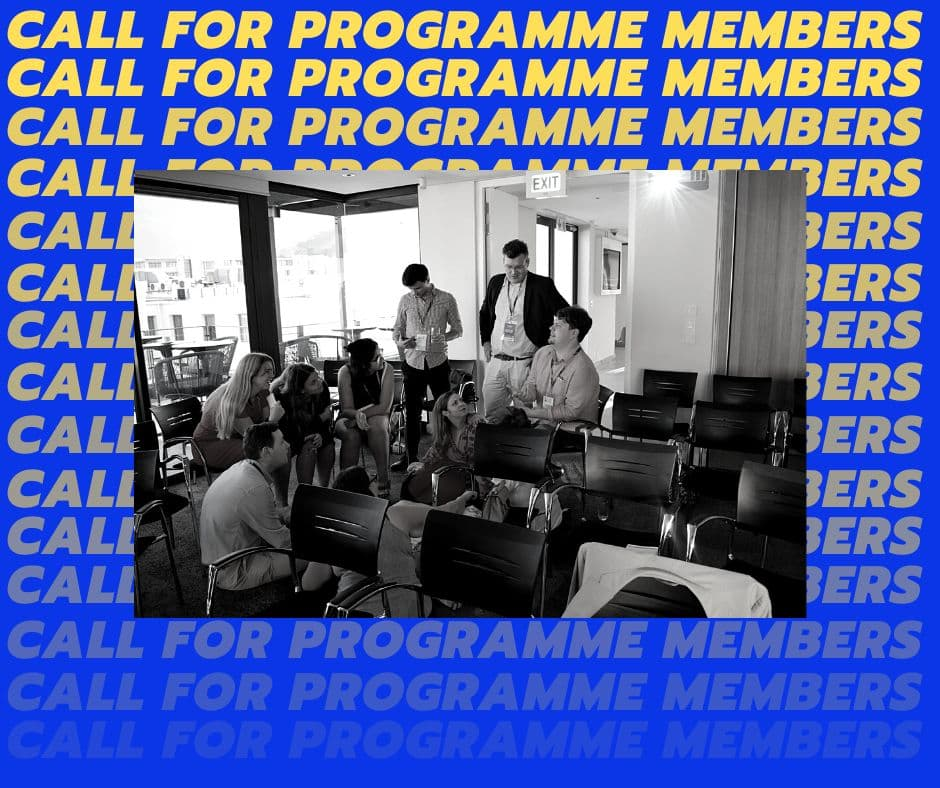 Call for Programme Members